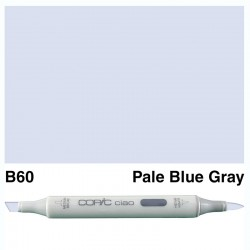 B60 Copic Ciao Pale Blue Gray