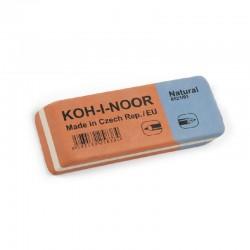 Koh-i-noor Gomma blustar rosso/blu per matita e inchiostro