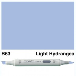 B63 Copic Ciao Light Hydrangea