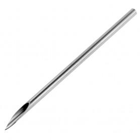 Aghi da piercing 14G - 1,6 mm 100 pz