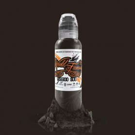 World Famous 30ml - Badlands Brown Exp 04/22