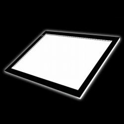 Lavagna Luminosa A4 Led - 36X27cm Plexiglass