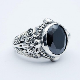 Silverbone Anello Voodoo Ring