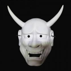 Maschera in Resina Hannya (non verniciato)