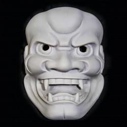 Maschera in Resina Shishiguchi (non verniciata)