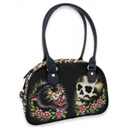 BAG - PAMTHER & SKULL