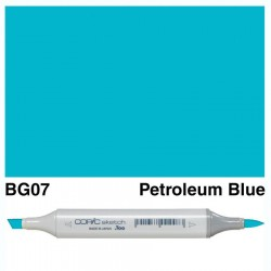 BG07 Copic Sketch Petroelum Blue