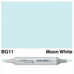 BG11 Copic Sketch Moon White