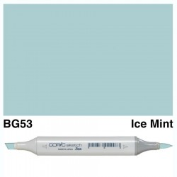 BG53 Copic Sketch Ice Mint