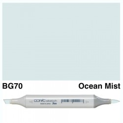 BG70 Copic Sketch Bright Ocean Mist