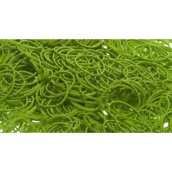 Rubber Bands Bright Green #12 - 1000pz