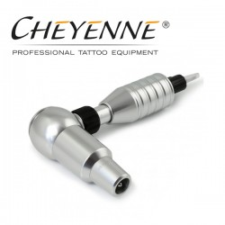 Set Cheyenne Hawk Thunder Argento + Grip Argento 25mm
