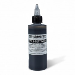 Silverback ink 120ml (4oz) XXX2 Greywash 2