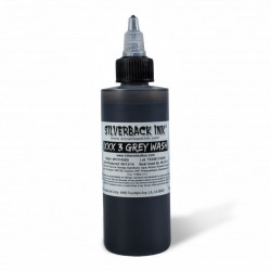 Silverback ink 120ml (4oz) XXX3 Greywash 3
