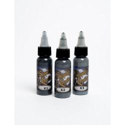 Smoke Of London kit -  Panthera 3 x 30ml