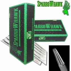SPARROWHAWK 10 SRLT 0,35mm Turbo Straight Round Liner