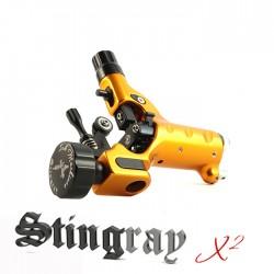 Stingrey X2 - Blazin Gold (standard 4mm stroke length)