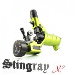 Stingrey X2 - Slime Green  (standard 4mm stroke length)
