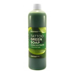 TATTOO GREEN SOAP CONCEN.500ML