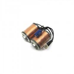 Bobine 10 wraps con condensatore 63V 47 uF Liner