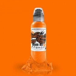 World Famous Ink 30ml - Acropolis Orange