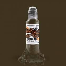 World Famous Ink 30ml - Brooklyn Brownstone