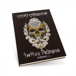 1000 Oriental Tattoo Designs Vol2