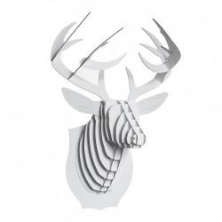 CARDBOARD - Bucky Cardboard Deer Bust