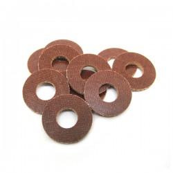 Rondelle elicoidali - Rotonde - Per bobine da 5/16 - 10pz Brown