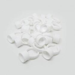 Anello porta pigmento Microblading 11mm 100pz