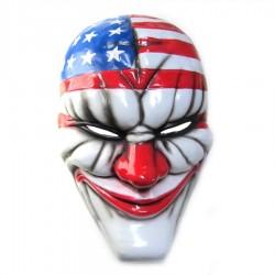 Maschera in Plastica Payday 2 svaligiatore di banche