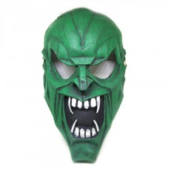 Maschera in Resina Goblin
