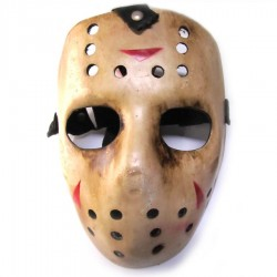 Maschera in Resina Jason