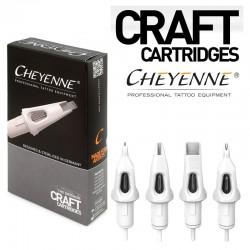 Cartridge Cheyenne Craft Round Shader 09 - Long Taper 0,30mm 10pcs