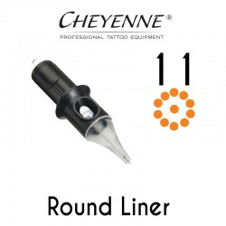 Cartridge Cheyenne Round Liner 11 - 0,35mm 10pcs