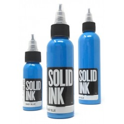 Baby Blue - Solid Ink 1oz