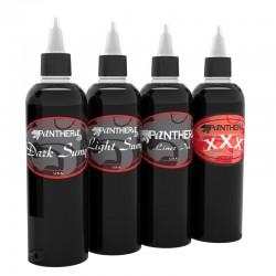 Panthera Ink Kit 4 Neri 150ml