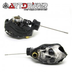 ART DRIVER S-Power - Black Skull