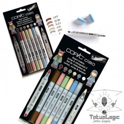 Copic Ciao Set 5+  Blender N.2