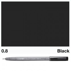 Copic Multiliner Black 0.8
