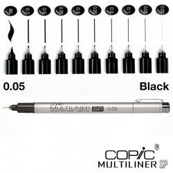 Copic Multiliner SP 0.05 MM