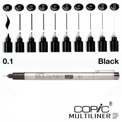 Copic Multiliner SP 0.1 MM