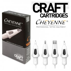 Cartridge Cheyenne Craft Round Liner 13 - Long Taper 0,30mm 10pcs