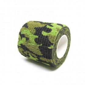 Benda Coadesiva Per Bendaggio Grip - Camouflage Militare Chiaro