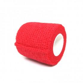 Benda Coadesiva Per Bendaggio Grip - Rosso