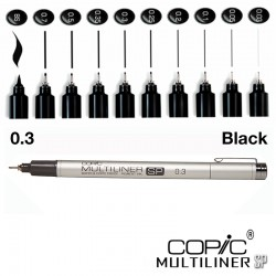 Copic Multiliner SP 0.3 MM