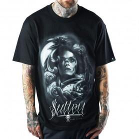 Sullen T-shirt Uomo Kirt Silver