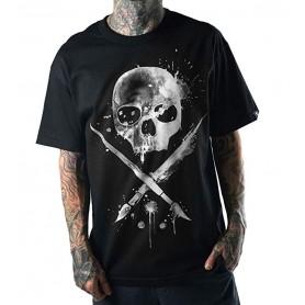 Sullen T-shirt Uomo Logo Splatter