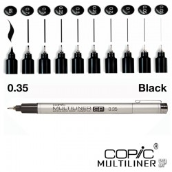 Copic Multiliner SP 0.35 MM