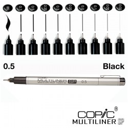 Copic Multiliner SP 0.5 MM